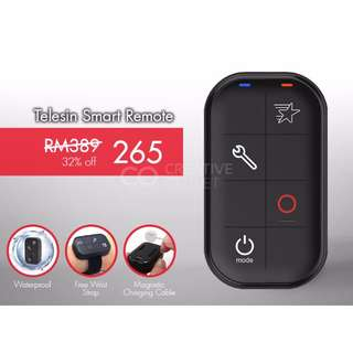 Telesin Smart Remote for GoPro HERO Action Camera