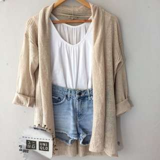 Uniqlo Knit Outer