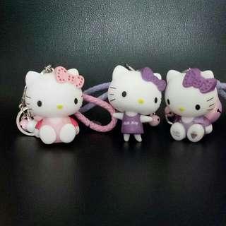 Hello Kitty Bag Keychain