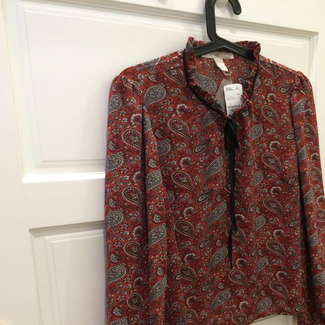 波覀米襯衫(選2件500有8折)