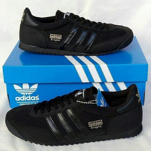 Adidas Dragon Total Black