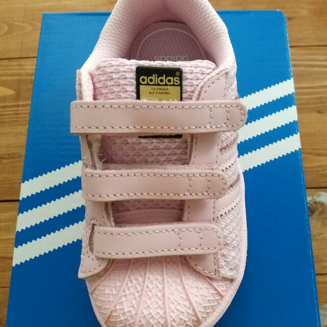 Adidas Originals Superstar For Toddlers