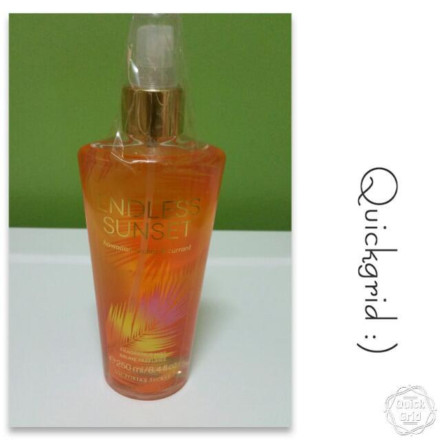 Auth Victoria Secret Perfume