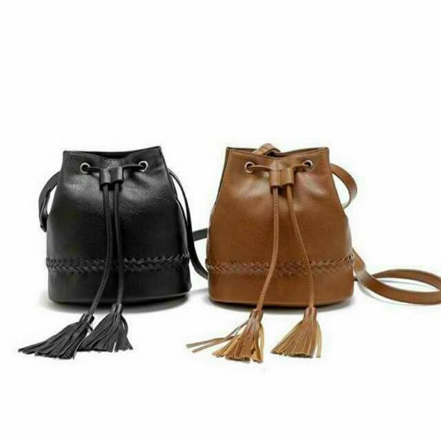 Authentic F21 Bucket Bag