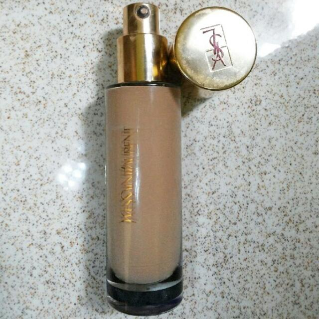 Authentic 100%  YSL Touche Eclate Le Teint Foundation Full Size