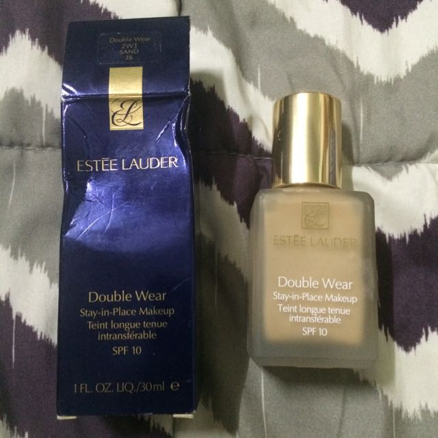 Authentic Estee Lauder Doble Wear Stay-in-Place Makeup