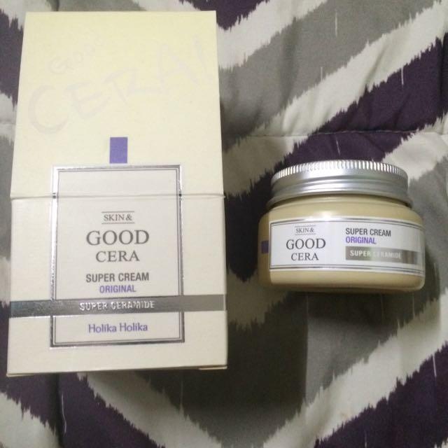 Authentic Holika Holika Good Cera Super Cream