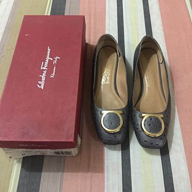 Authentic Salvatore Ferragamo Shoes