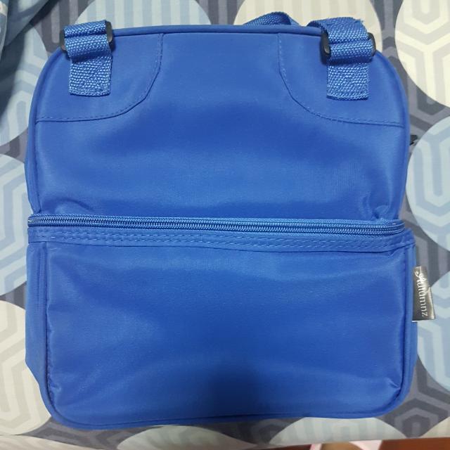 Autumnz Cooler Bag (Blue)
