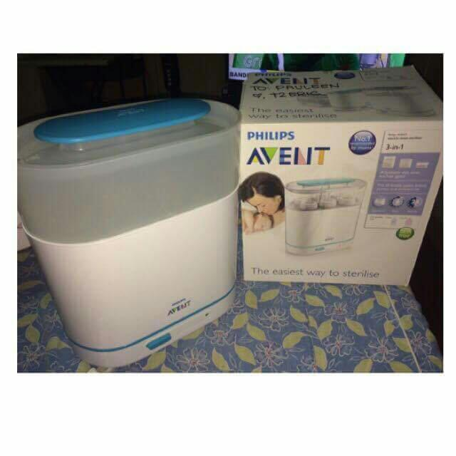 AVENT STERILIZER 3 IN 1