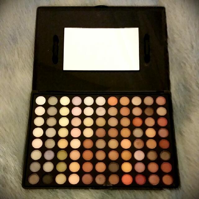 (REDUCED) BH Cosmetics 88 Neutral Shadow Palette