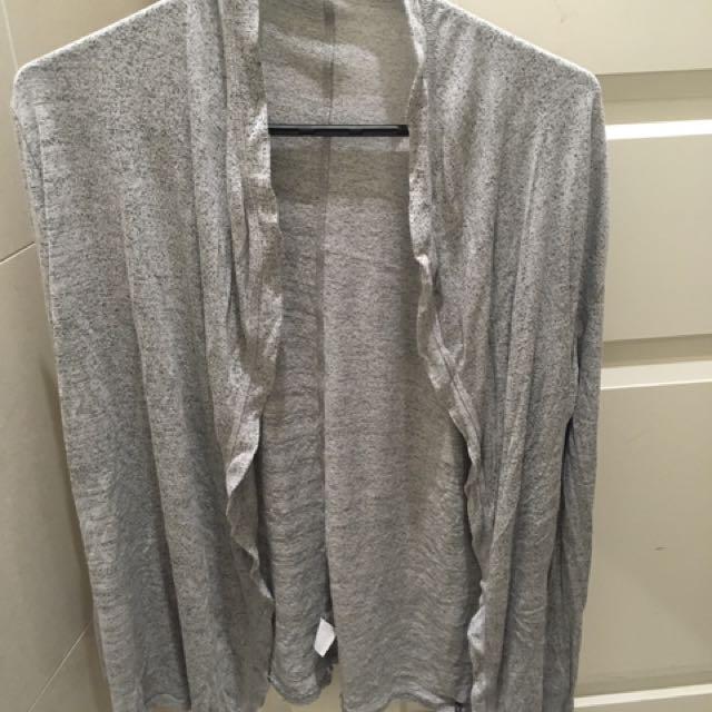Billabong Grey Cardigan