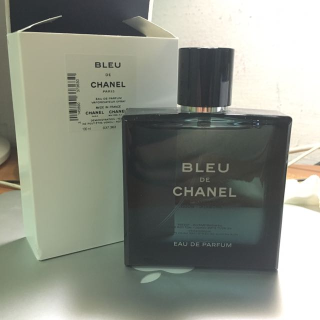 Bleu De Chanel Edp Tester 100ml Health Beauty Hand Foot Care