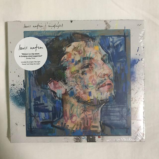*BRAND NEW/SEALED* IMPORT/RARE: Lewis Watson - Midnight CD
