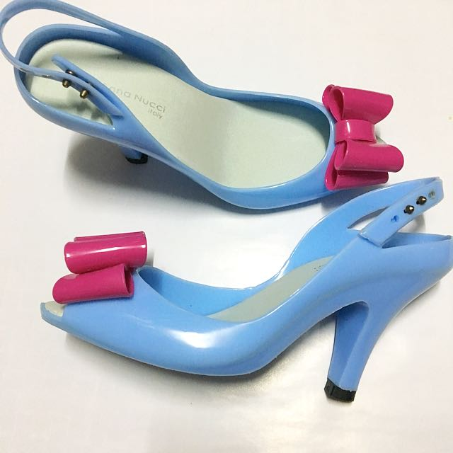 Brandnew jelly Heels