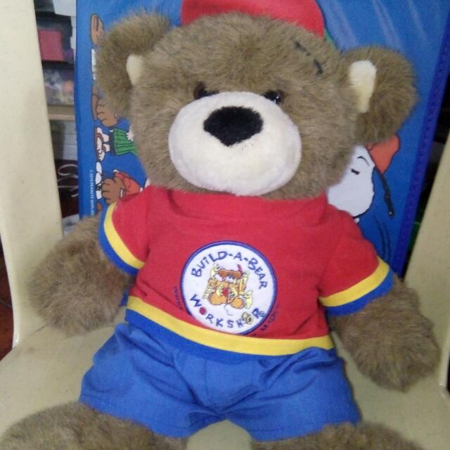 Build A Bear Stufftoy