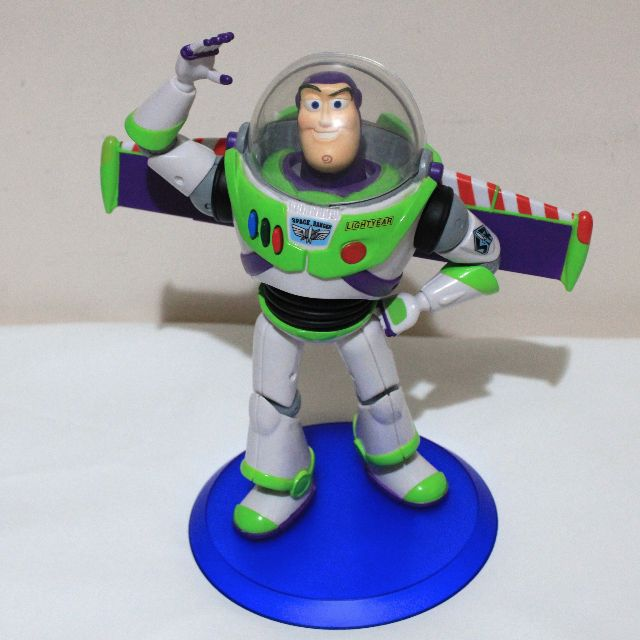 Buzz Lightyear Figure Collection