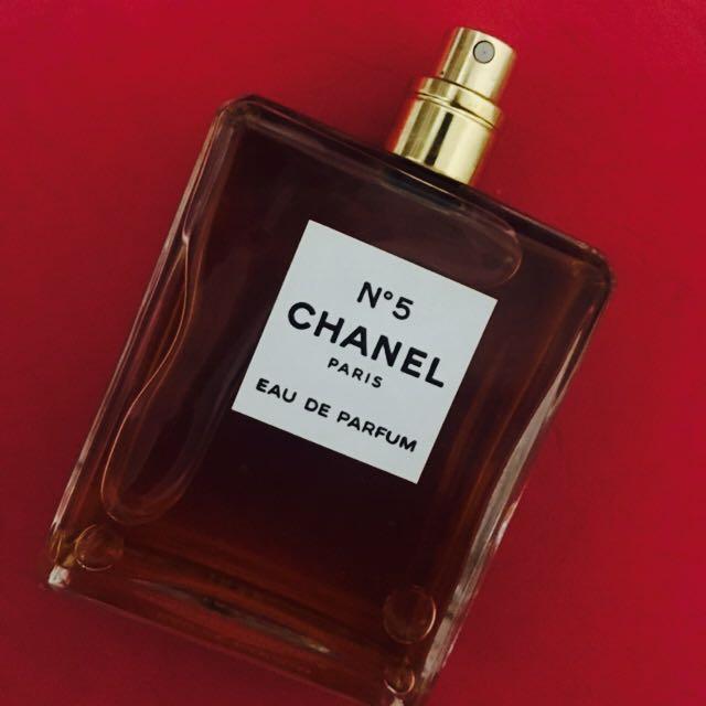 Channel Perfume