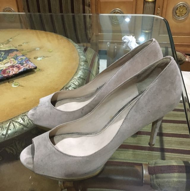Charles & Keith Pump Shoes
