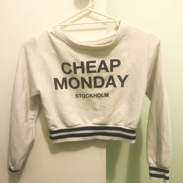 Cheap Monday Crop Jumper