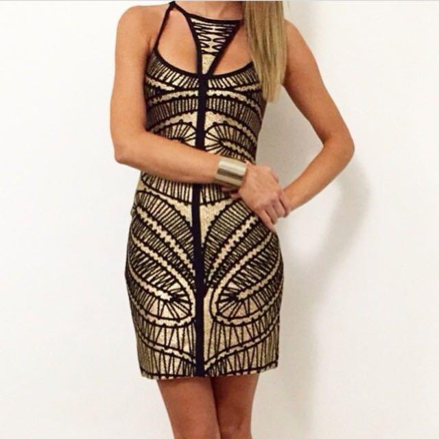 CLEO Bandage Dress