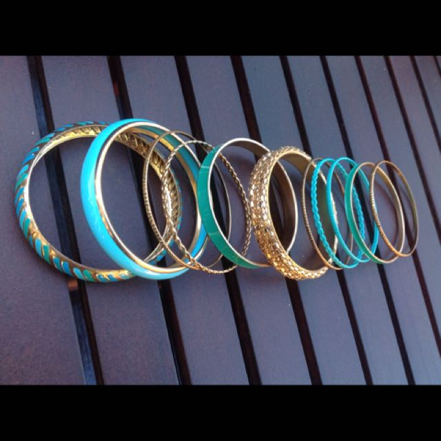 Colette Bundle of Bangles Bracelets