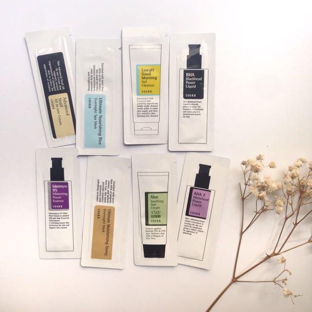 Cosrx Sample Pack