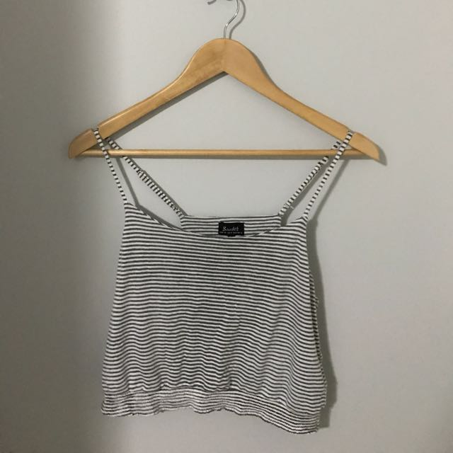 Cropped Singlet Top