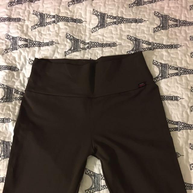 Dark Brown Legging