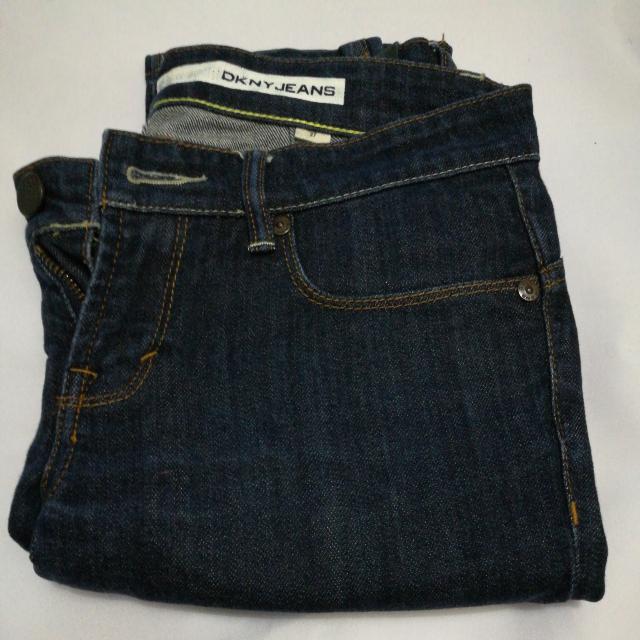 DKNY Blue jeans size 27 skinny