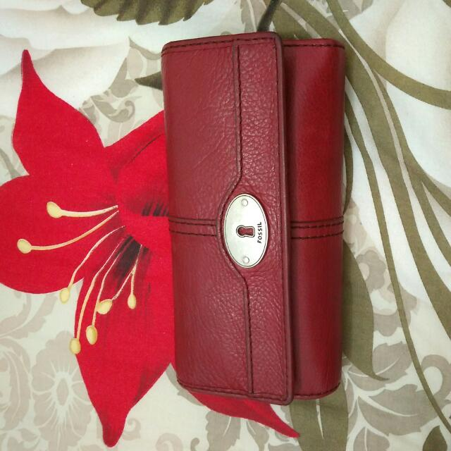 Dompet Fossil Wallet Marlow