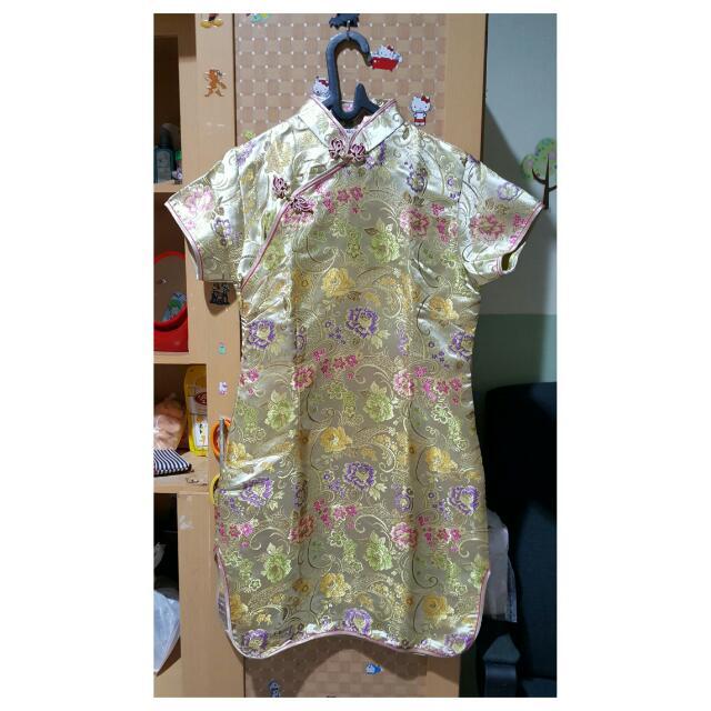 dress / chiong sam