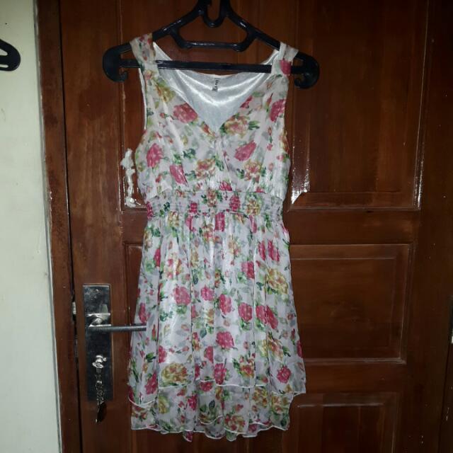 Dress Flower DNY M