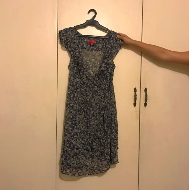 Elle Printed Dress
