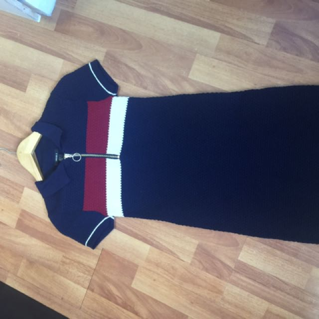 Forever 21 Dress With Collar