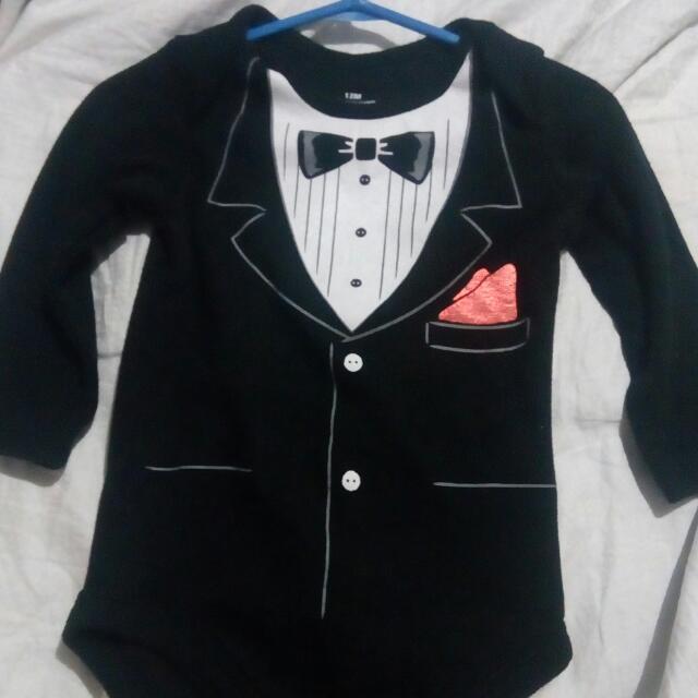 Formal Tuxedo Styke