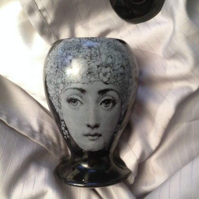Fornasetti Vase And Cushions Home Furniture Home Decor On Carousell