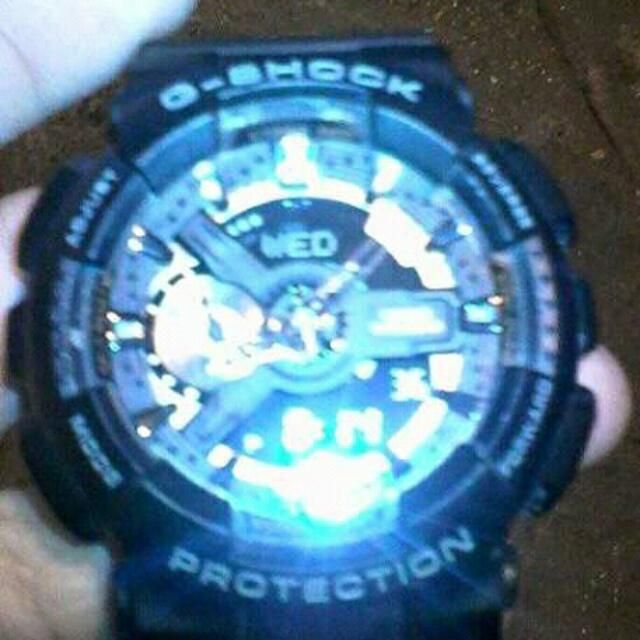 G SHOCK (CASIO) MADE IN JAPAN
