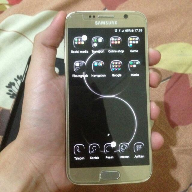 Galaxy S6 Flat 64gb