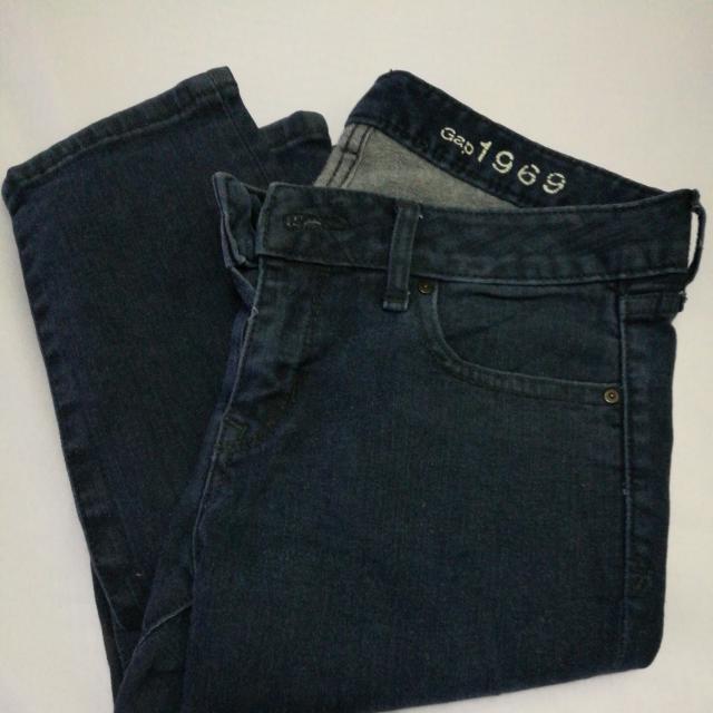 GAP blue jeans skinny size 26