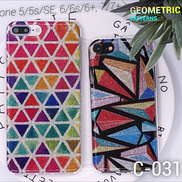 Geometric Iphone Cases