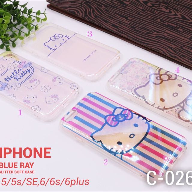 Hello Kitty Iphone Cases