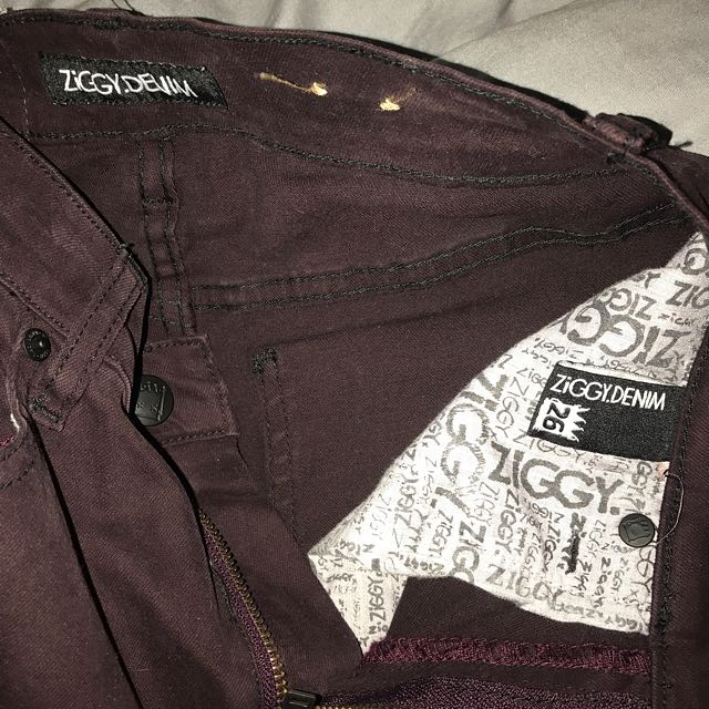 High waisted Ziggy Denim Jeans