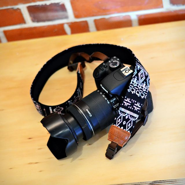iMo Ancient City Camera Strap