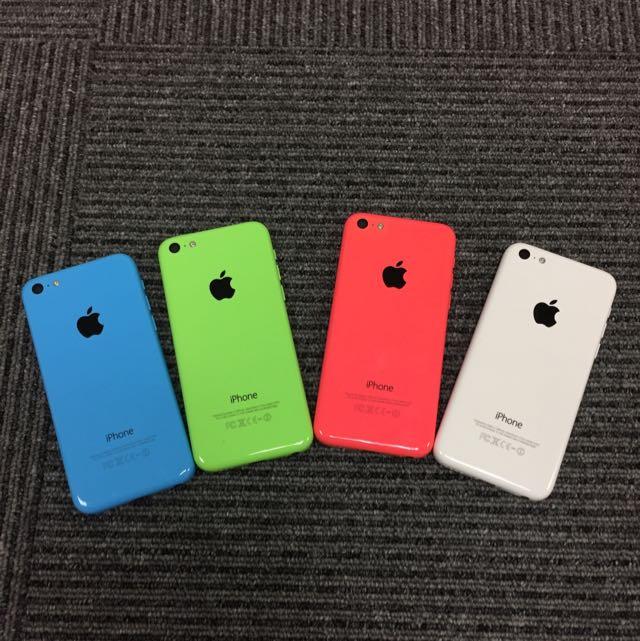 iPhone 5C 16g白/藍