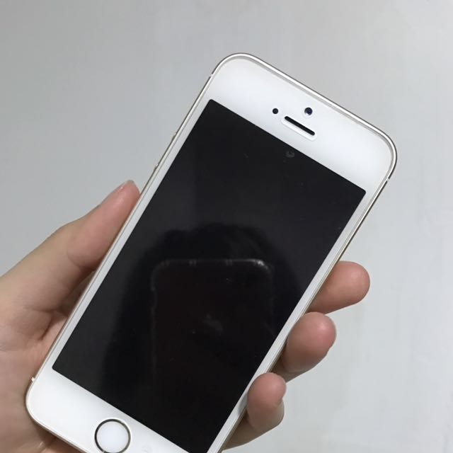 iPhone Se 16G 金色