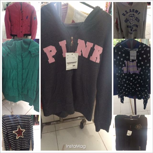 Jaket And Sweater Import Murah 100 Rb An