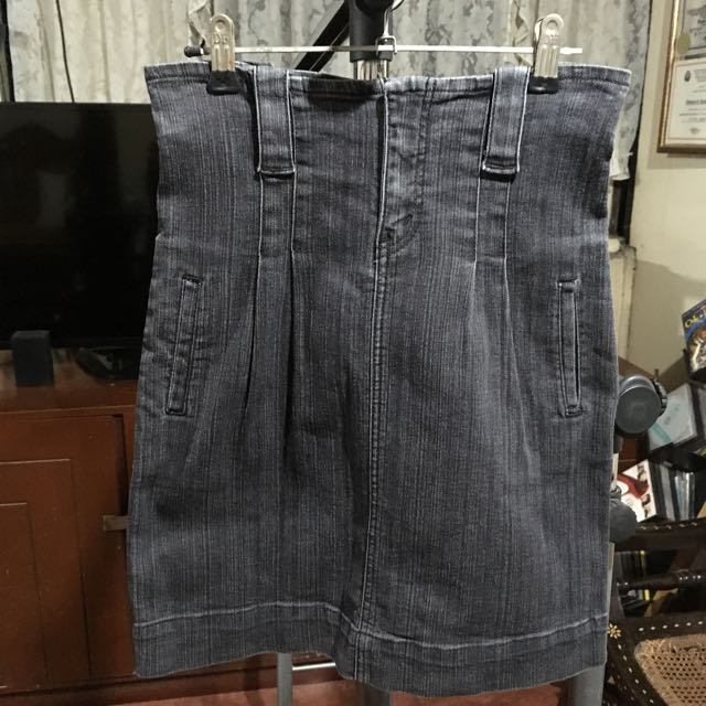 Kashieca Denim Skirt