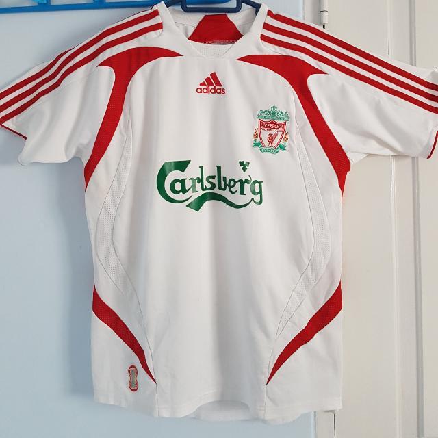 Liverpool Jersey away ORI 07/08