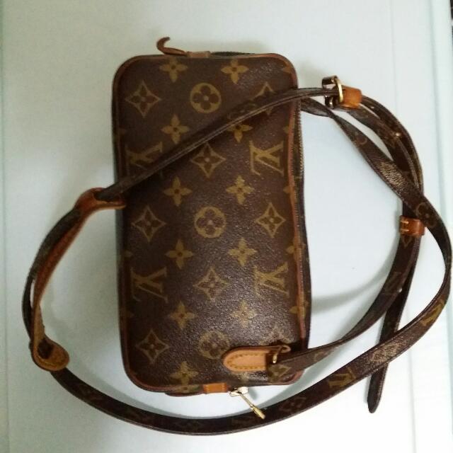 出清(正品)Louis Vuitton肩背及側背2用包